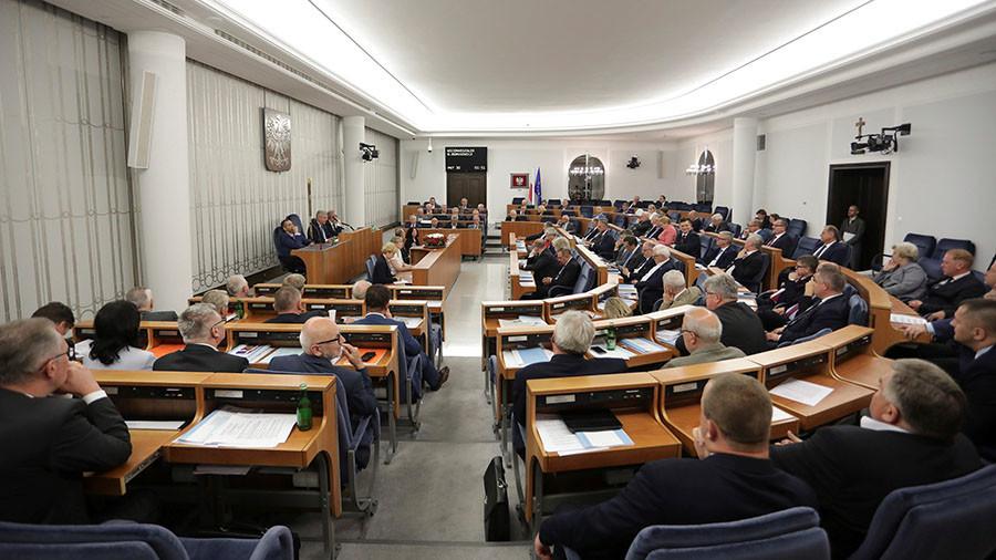 Polish senate passes Holocaust-related bill that triggered diplomatic spat with Israel
